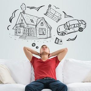 hypotheek en auto leningen
